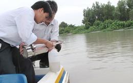 Mặn vào, nhà máy ở Sài Gòn ngưng lấy nước