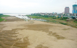 Đề xuất xây 5-7 đập trên sông Hồng