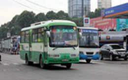 Giải pháp phát triển xe bus