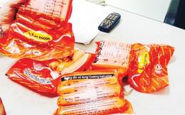 Vụ xúc xích Viet foods, lãnh đạo Chi cục QLTT Hà Nội nói gì?