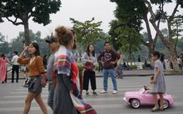 Chuyên gia quốc tế hiến kế cho phố đi bộ