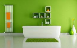 Phòng tắm đặt hướng càng xấu, tài lộc vào nhà càng nhiều