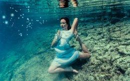 Ngắm nhìn những bức hình Yoga dưới nước đầy mê hoặc này, bạn sẽ có thêm động lực để cố gắng