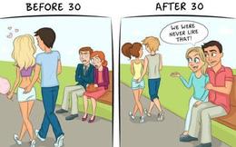 Bước vào ngưỡng tuổi 30: Chuẩn bị tinh thần để không bị sốc trước 15 điều sau!