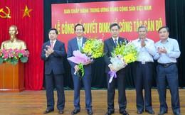 Ông Nguyễn Quang Dương giữ chức Bí thư Đảng ủy Khối các cơ quan Trung ương
