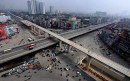 Nút giao thông 4 tầng độc nhất Hà Nội hiện đại đến mức nào?