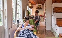 Căn nhà 17m2 của cặp vợ chồng trẻ khiến bao người ao ước