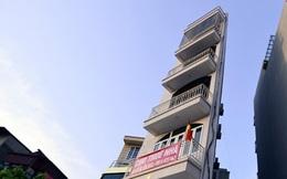 Cận cảnh những căn nhà kỳ dị chỉ có ở Hà Nội