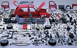 """[Infographic] Những """"đại gia"""" kiểm soát ngành ô tô trên thế giới"""