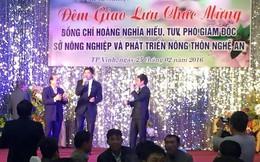Tỉnh ủy Nghệ An gửi công văn hỏa tốc, yêu cầu Sở Nông nghiệp  xử lý vụ mở tiệc hoành tráng