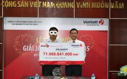 Vietlott chứng minh đã chuyển tiền trả thưởng cho 3 người trúng độc đắc