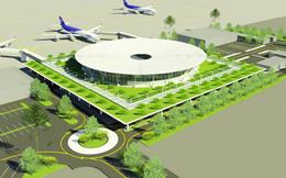 Nâng cấp cảng hàng không Phù Cát lên đủ chỗ đậu cho 12 máy bay