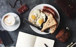 7 thói quen ăn sáng nếu không bỏ ngay sẽ cực hại cho sức khỏe