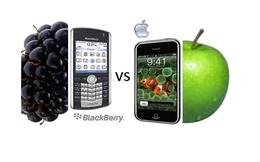 Apple và BlackBerry: Cùng điểm xuất phát nhưng 9 năm sau lại có hai số phận trái ngược như thế này