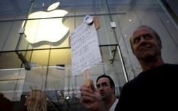 Apple đâm đơn phản đối Bộ Tư pháp Mỹ
