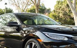 Honda triệu hồi 350.000 xe Civic 2016 vì lỗi phanh tay điện tử