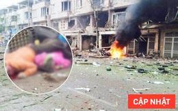 Nổ kinh hoàng tại khu đô thị Văn Phú: Hiện trường tan hoang, nhiều người thương vong