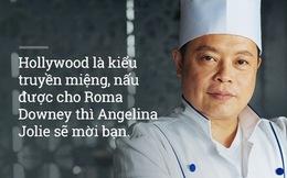 Jack Lee - Đầu bếp Việt nấu ăn cho Angelina Jolie và quãng đời cơ cực chưa từng kể