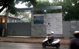 Hà Nội làm bãi xe ngầm trong công viên Thống Nhất