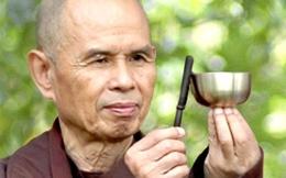 Bài phỏng vấn thiền sư Thích Nhất Hạnh chấn động phương Tây: Đức Phật là người hạnh phúc