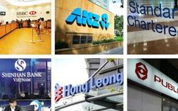 Điểm mặt 7 ông lớn ngân hàng 100% vốn nước ngoài đang cạnh tranh quyết liệt với nhà băng nội