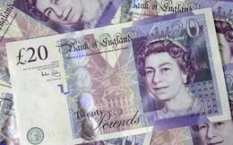 Hậu Brexit, đồng bảng Anh trượt dốc không phanh