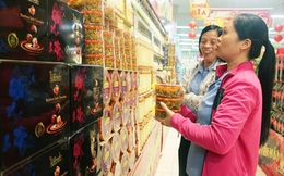 Bánh kẹo nội chiếm lĩnh thị trường