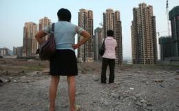 Bong bóng bất động sản Trung Quốc không ngừng phình to