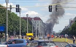 Đức: Nổ lớn tại thủ đô Berlin giữa lúc có đe dọa khủng bố