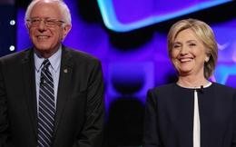 Bà Hillary tuyên bố thắng cuộc đua ứng viên Tổng thống