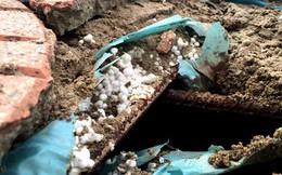 Yêu cầu xử lý xốp lót bê tông trong tháng 7/2016