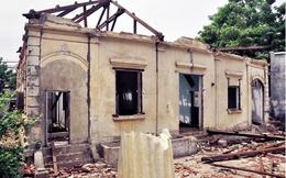 TP.HCM: Thêm một ngôi biệt thự cổ gần 100 tuổi bị tháo dỡ