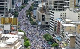 Venezuela: 1 triệu người biểu tình đòi phế truất tổng thống