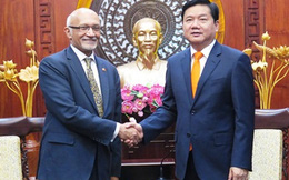 Bí thư Thăng: TP HCM sẽ là trung tâm khởi nghiệp