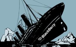 BlackBerry - Vì đâu nên nỗi?