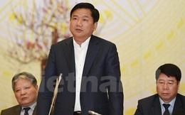 """Bộ trưởng Đinh La Thăng: """"Tôi vẫn đang thực hiện lời hứa trước cử tri"""""""