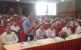 Bầu Đệ đề nghị chuyển công tác giám đốc Sở Xây dựng Thanh Hóa
