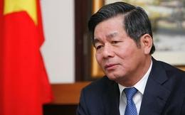 Phút lặng của Bộ trưởng Bùi Quang Vinh