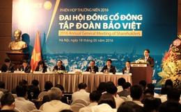 ĐHCĐ Tập đoàn Bảo Việt: Lên kế hoạch gia nhập câu lạc bộ tỷ đô, phát hành 34 triệu cổ phiếu ESOP