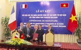 VEC xem xét chuyển nhượng quyền khai thác hai dự án đường cao tốc cho một Tập đoàn của Pháp