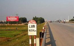 Đầu tư 8.774 tỉ đồng xây dựng đường cao tốc Hà Nội – Lạng Sơn
