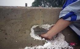 Sở Giao thông vận tải Hà Nội nói gì về vụ cầu có xốp trong bê tông?