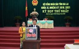 Ông Dương Văn Trang tái đắc cử Chủ tịch HĐND tỉnh Gia Lai