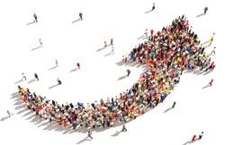 VnIndex tăng hơn 10 điểm, băng qua ngưỡng rung lắc một cách ngoạn mục