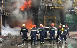 Quán karaoke bốc cháy khiến 13 người tử vong chưa đủ điều kiện hoạt động