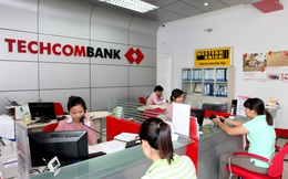 Techcombank: Lợi nhuận trước thuế 6 tháng đạt 1.587 tỷ đồng, tăng 53,8%