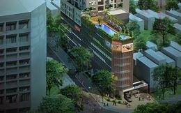 Dự án BID Tower 317 Trường Chinh: Chưa có GPXD, trên mạng rao bán ầm ầm