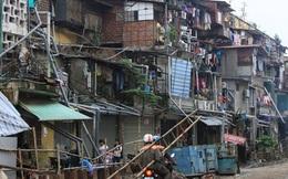 """""""Đất vàng"""" chung cư cũ nát, bất đồng lợi ích khó mà đột phá"""