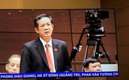 """Phó Bí thư Quảng Bình: """"Chúng ta vừa cần tôm cá, vừa cần thép, nhưng có cần Formosa đến 70 năm - một quả bom môi trường?"""""""