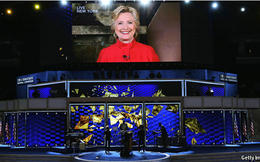 """""""Chiến thắng kỳ lạ"""" của bà Hillary Clinton"""